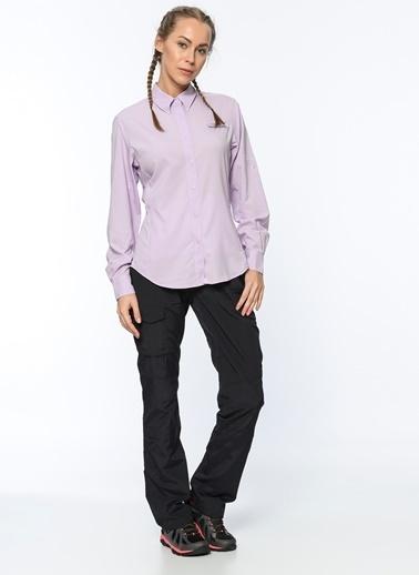 Uzun Kollu Gömlek-Columbia